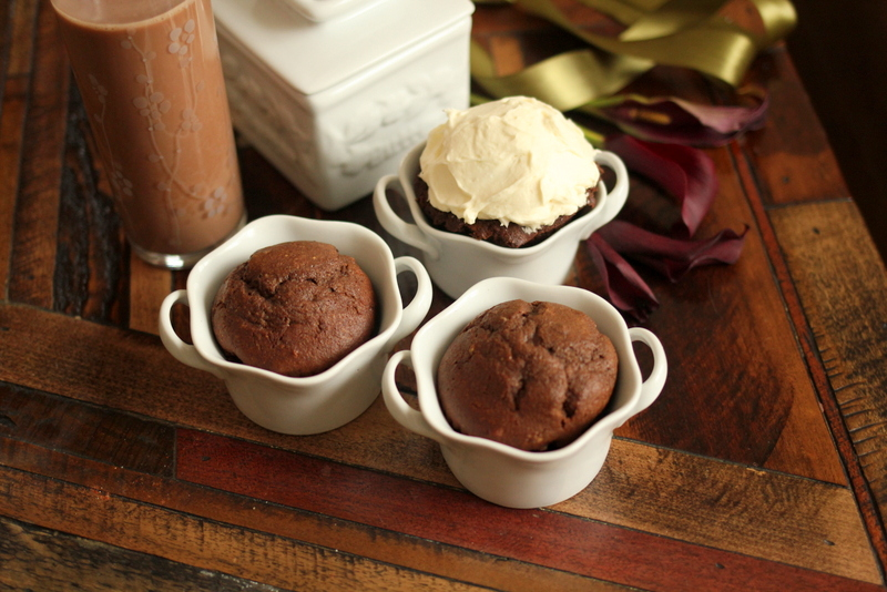 Slow Cooker Chocolate Cup cake