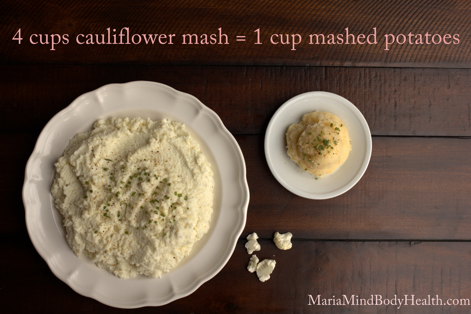 Crunchy Top Cauliflower Potatoes