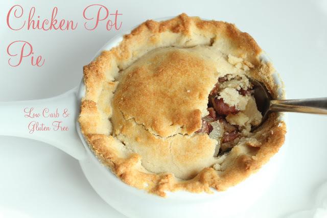 Low Carb Chicken Pot Pie