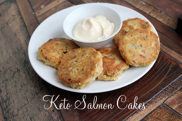 Low Carb Salmon Cakes Gluten Free Salmon Cakes Low Carb Crab Cakes