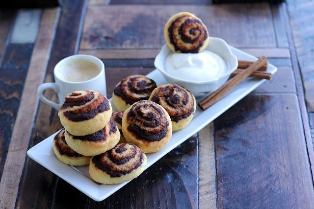 Cinnabun Cookies