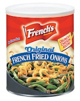 French Fried Onion Ingredients = Palm Oil, Wheat Flour, Onions, Soy ...