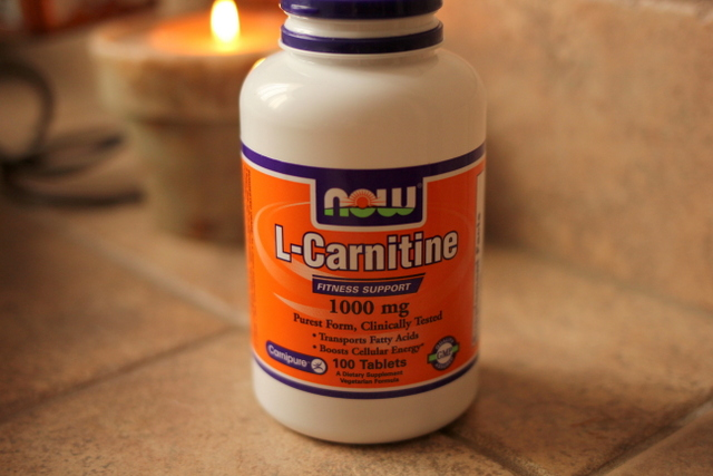 Recommended dosage of l-carnitine for weight loss