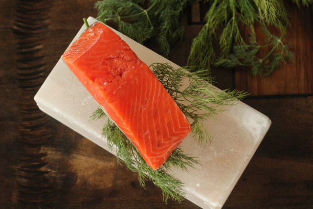 Maria mind body health for Salt cured fish