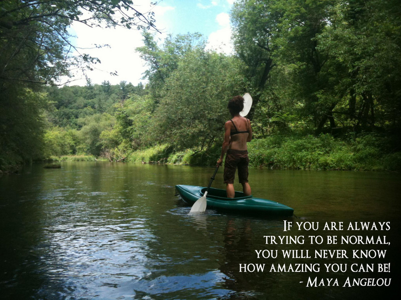 Maria Kayak quote