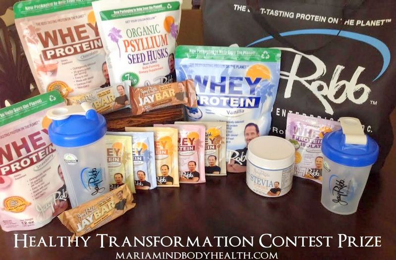 Healthy Transformation Contest