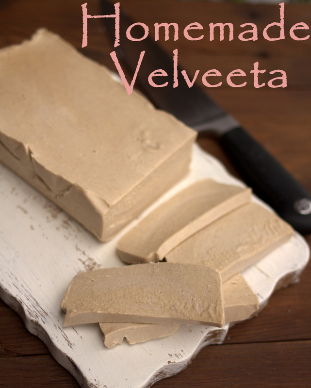 Homemade Velveeta