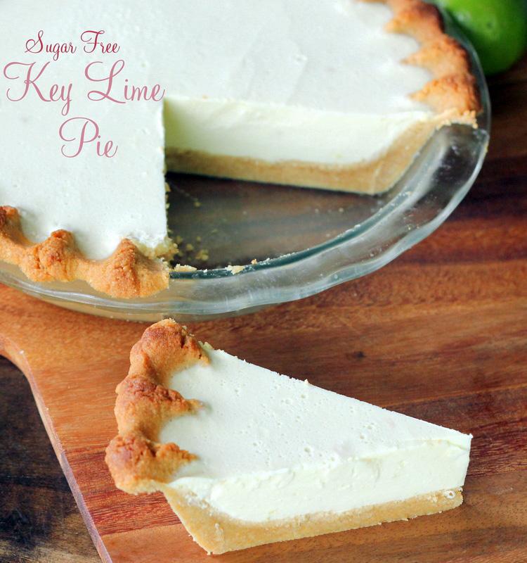 Key Lime Pie, sugar free key lime pie
