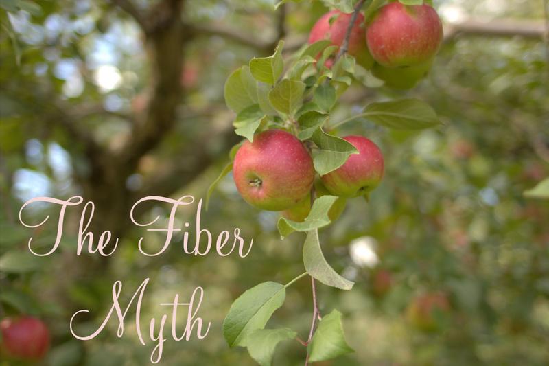 The Fiber Myth