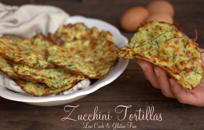 Zucchini Tortillas