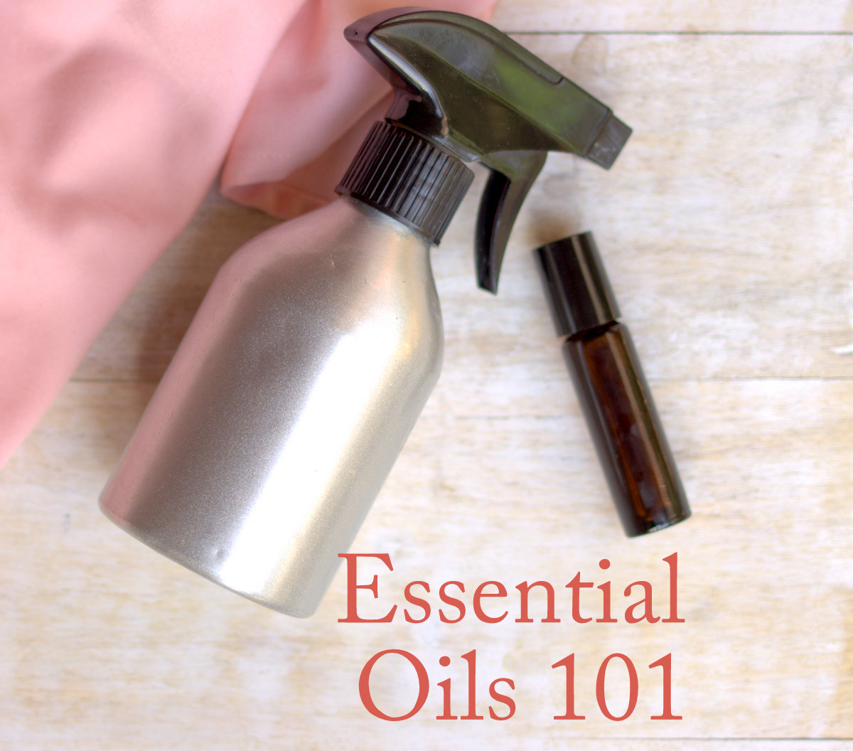 Essential Oils Webinar