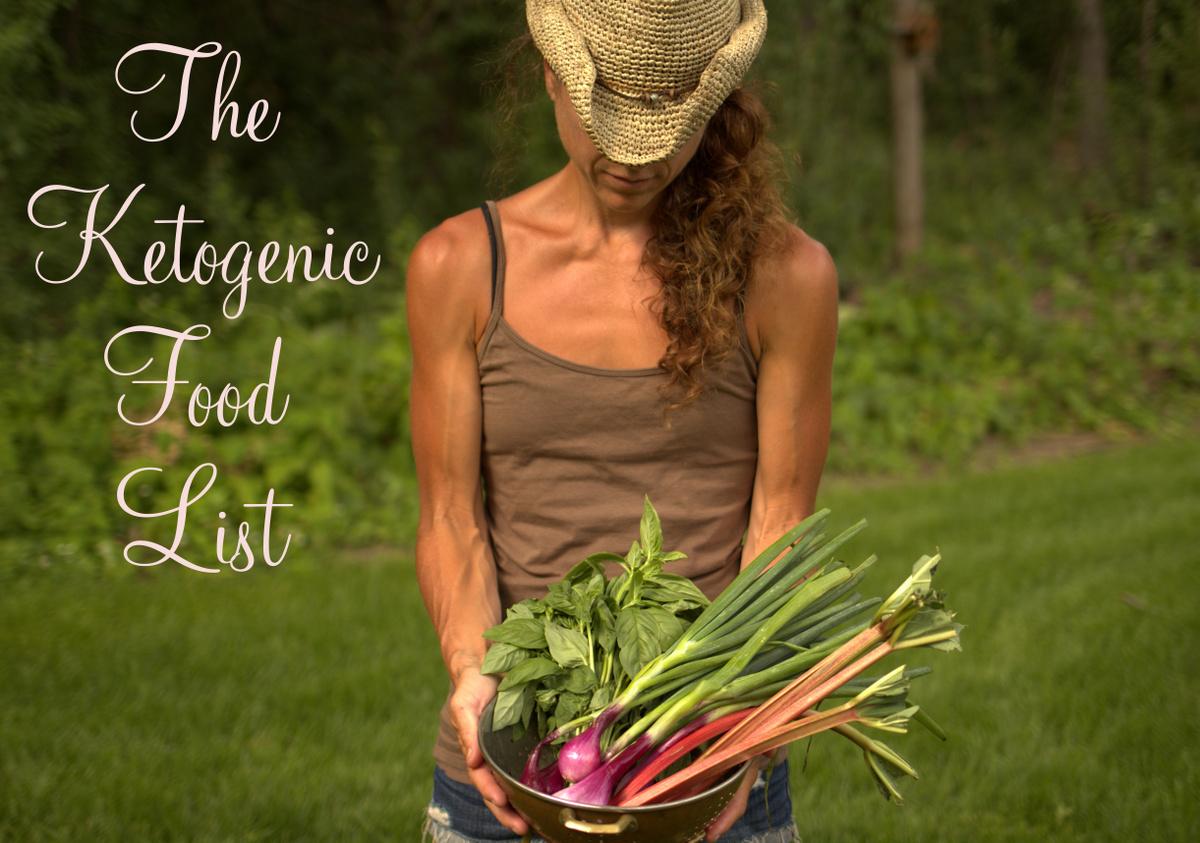 Ketogenic Food List