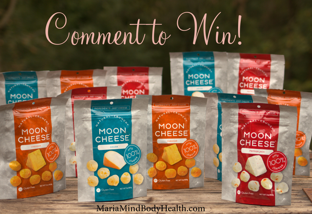 Moon Cheese Giveaway