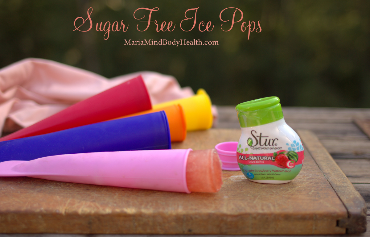 Sugar Free Ice Pops