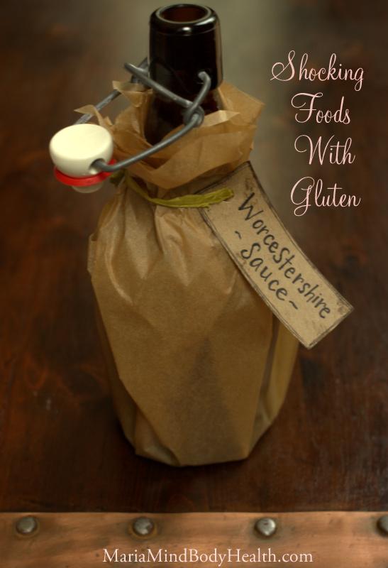 Shocking Foods with Gluten