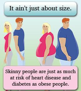 Skinny and Diabetic
