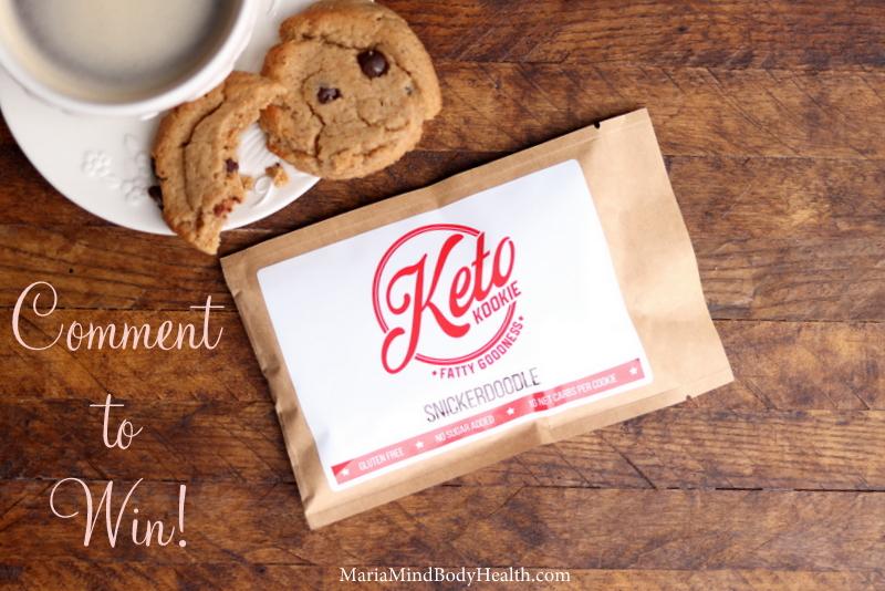 Keto Kookie Giveaway