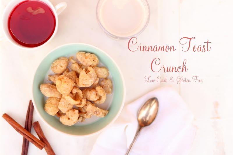 Cinnamon Toast Crunch Pork Rind Cereal