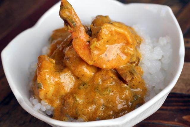 Indian shrimp