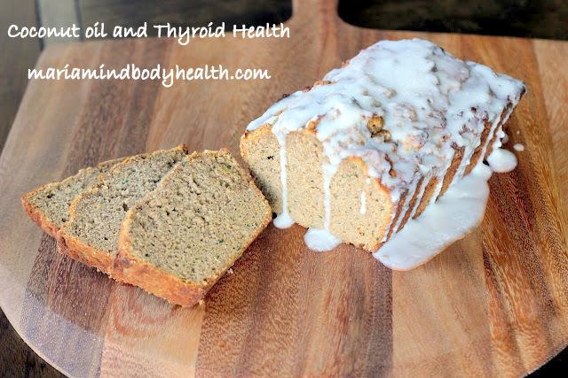Coconut Flour Zucchini Bread