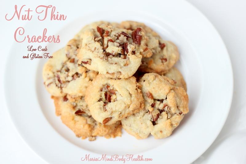 Nut Thin Crackers