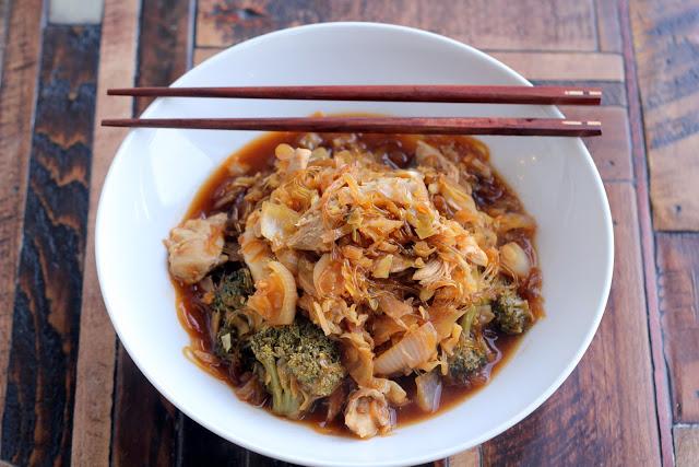 Yakisoba Chicken