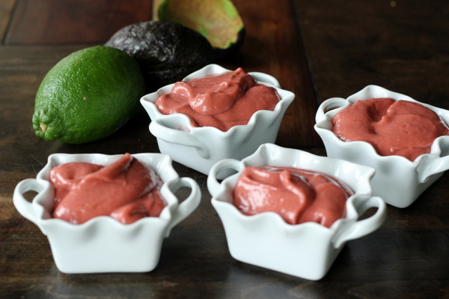 Strawberry Pudding