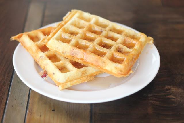 Sandwich Waffles
