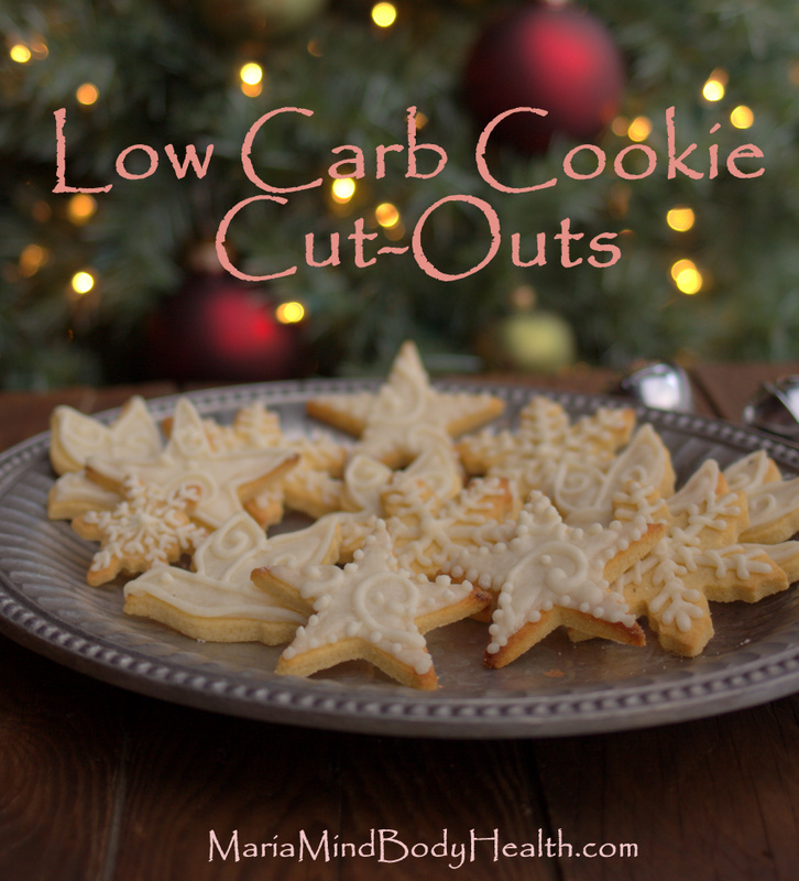 Gluten Free Cookie Cut Out Sugar Free Cookie Low Carb Cookie Cut Out