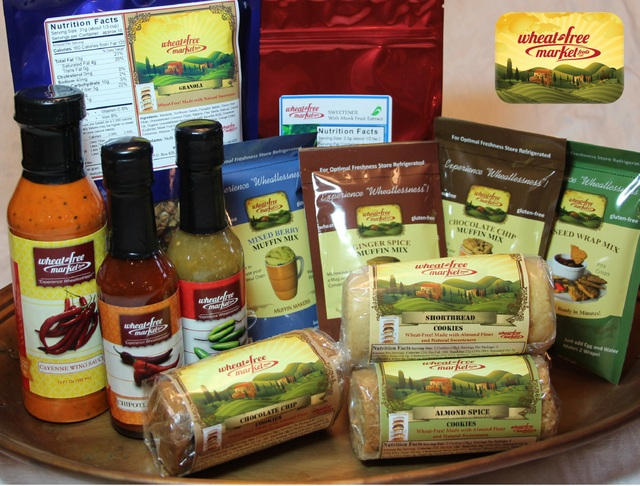 Wheat Free Foods Giveaway and Gift Ideas