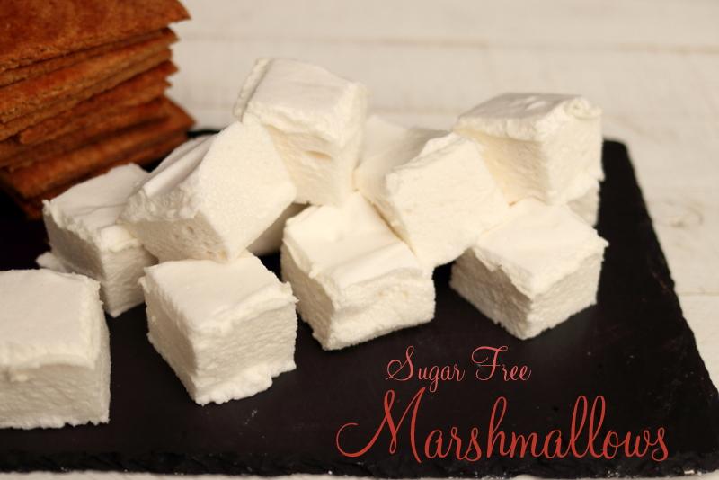 Sugar Free Marshmallow