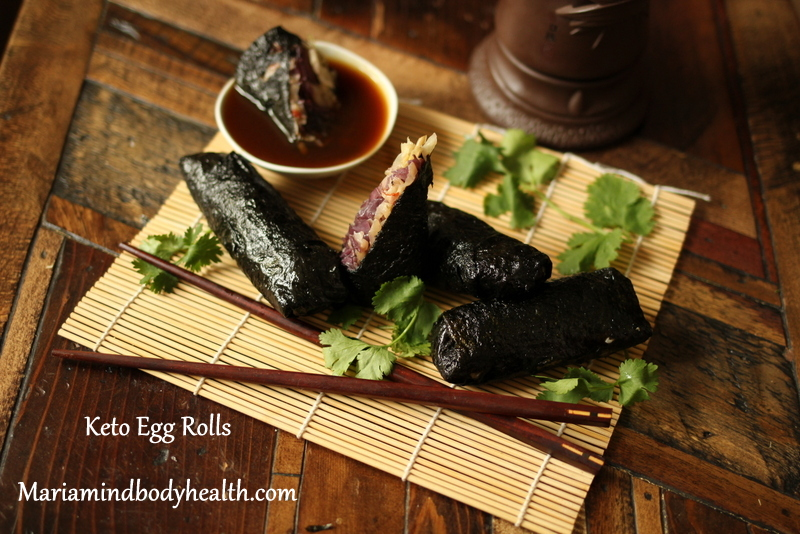 Low Carb Egg Rolls