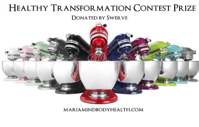 Healthy Transformation Contest