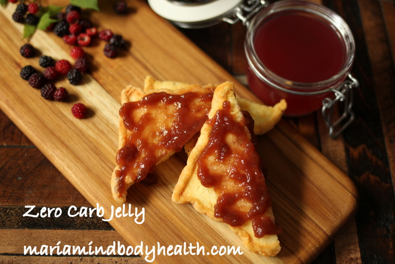 Low Carb Jelly