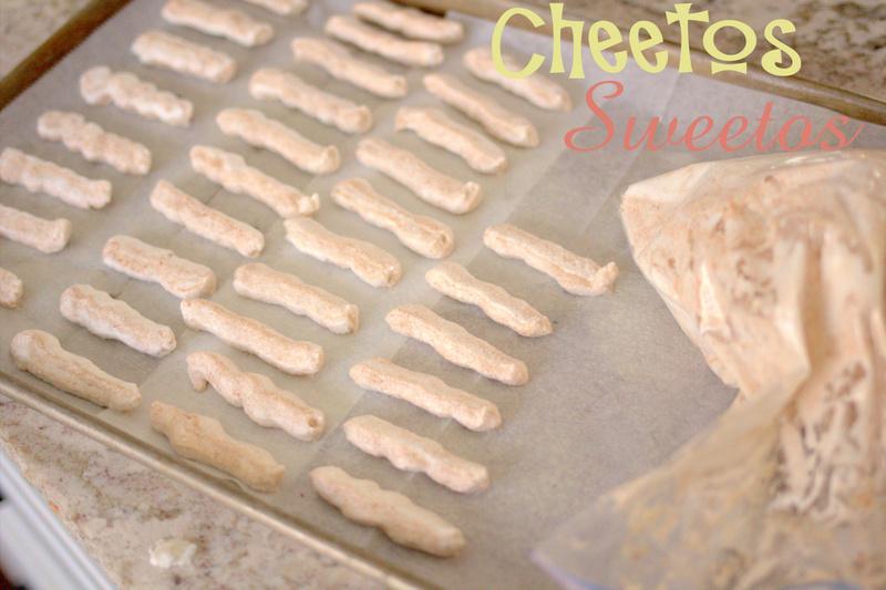 Cheetos Sweetos