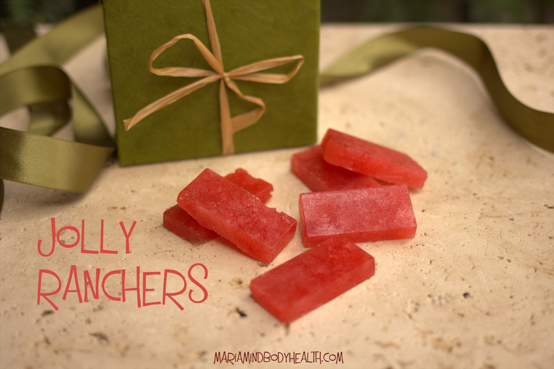 Sugar-Free Jolly Ranchers