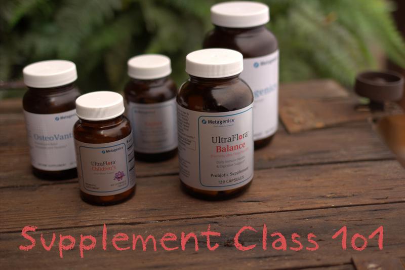 Supplement Class