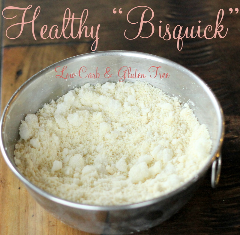 low carb bisquick