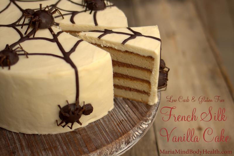 French Silk Cake