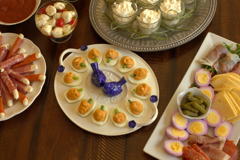 Keto Foods for a Birthday Party