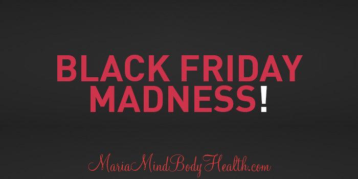 Black Friday SALE!