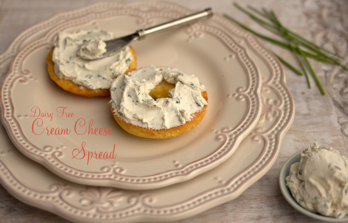 Dairy Free Cream Cheese