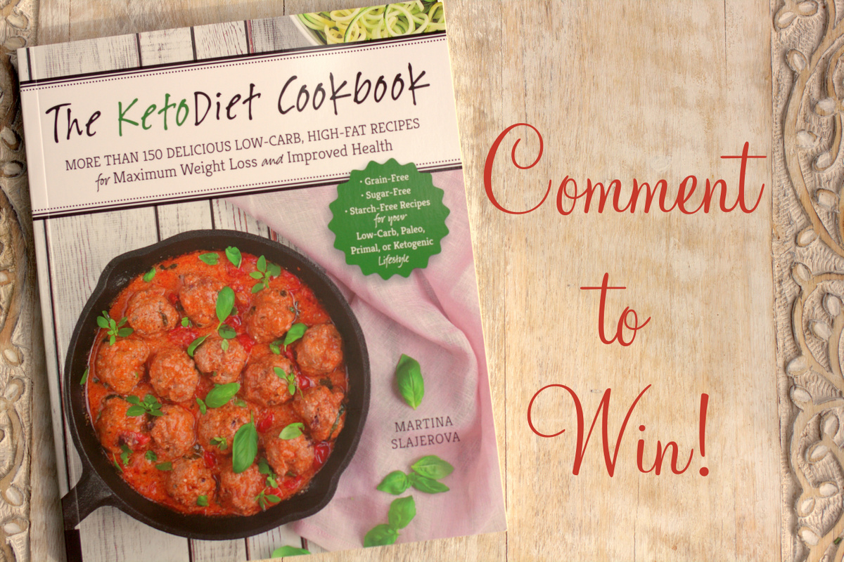 The KetoDiet Cookbook