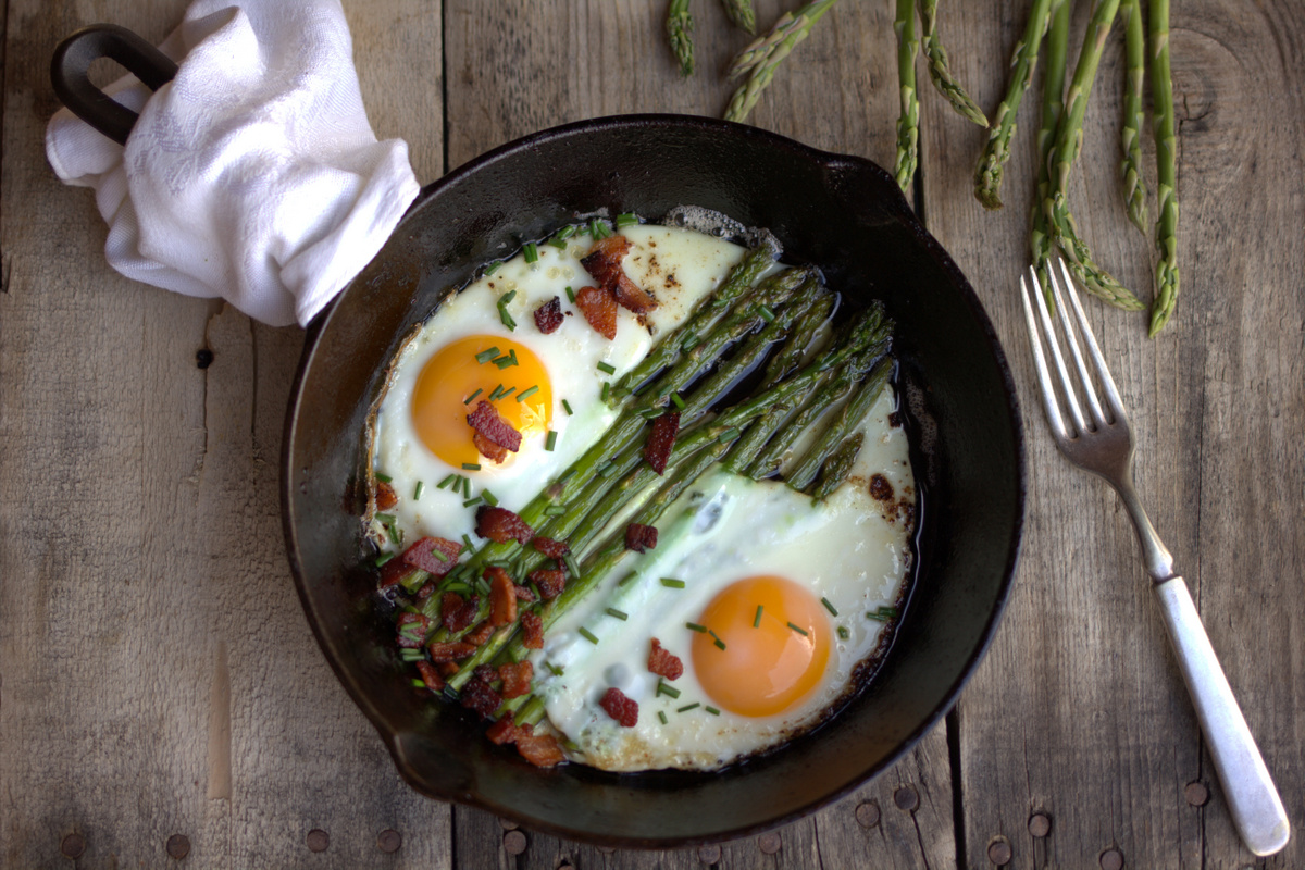 breakfast asparagus