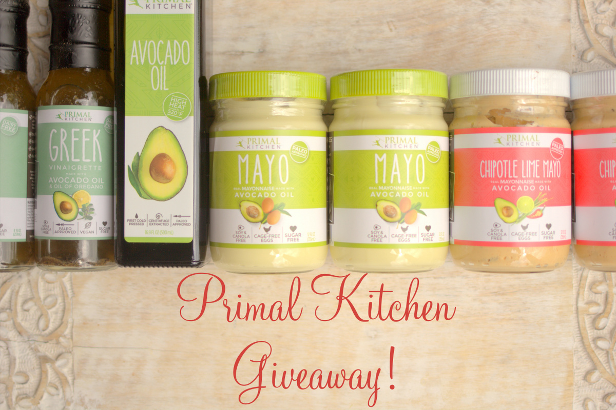 Primal Kitchen Giveaway