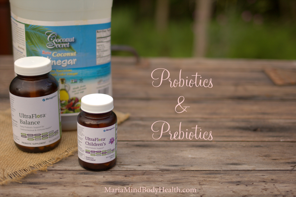 Probiotics and Prebiotics on a Ketogenic Diet