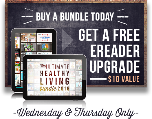 Once A Year Book Bundle The Ultimate Healthy Living bundle