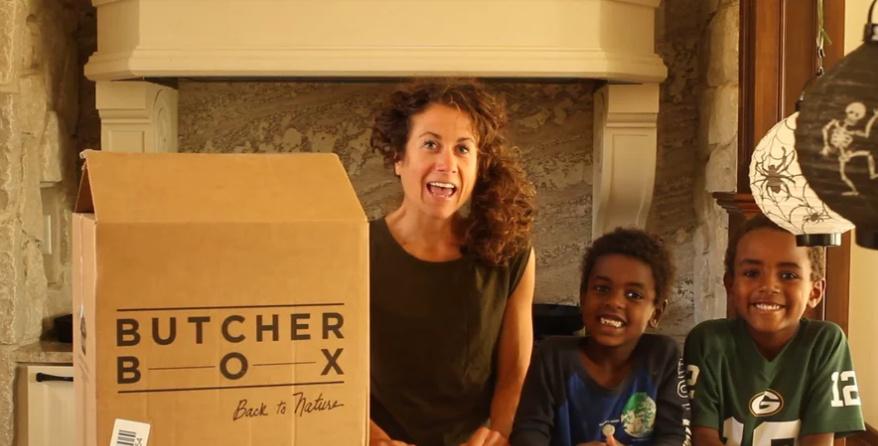 Butcher Box Video