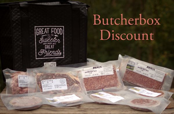 Butcherbox FREE Grass-Fed Burgers
