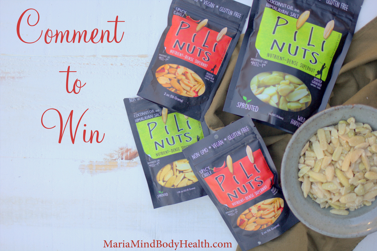 PILI NUTS GIVEAWAY
